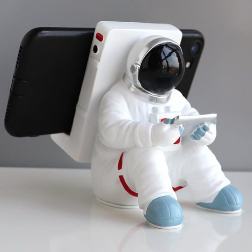 Astronaut Shaped Mobile Phone Holder
