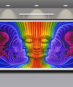 Trippy Psychedelic Art