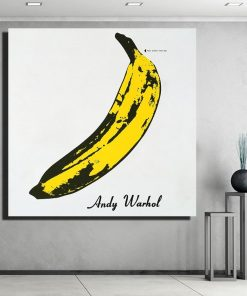 Andy Warhol The banana print