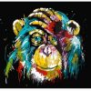 Gorilla Monkey Paint By Numbers Kit Online
