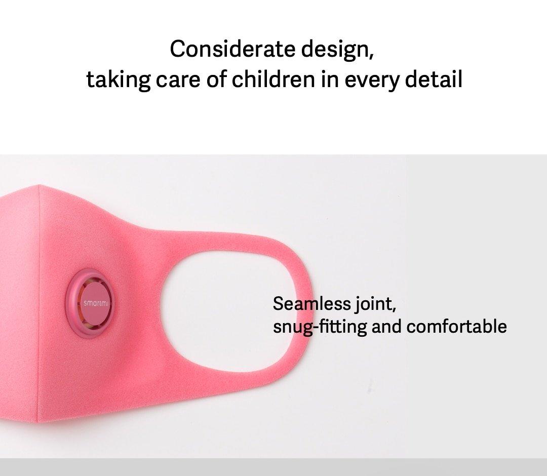 Anti Virus KN95 Mask For Kids