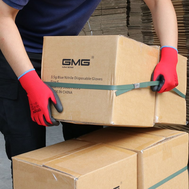 CE Certificated Safety Gloves