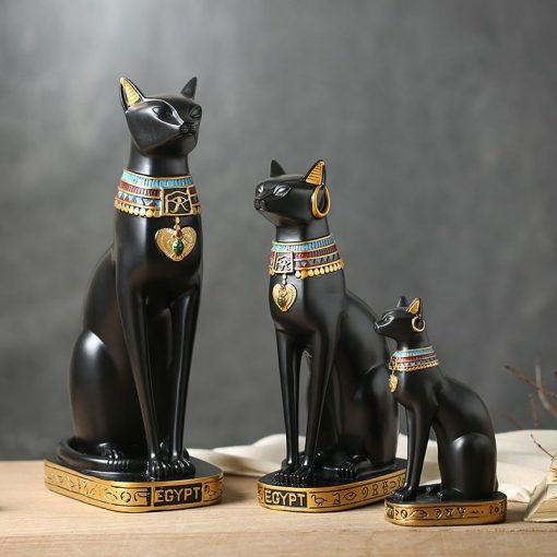 Bastet Cat Ancient Statue