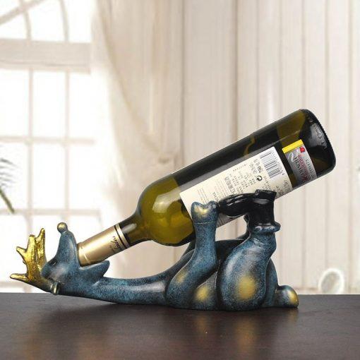 Deer Resin Bottle Holder