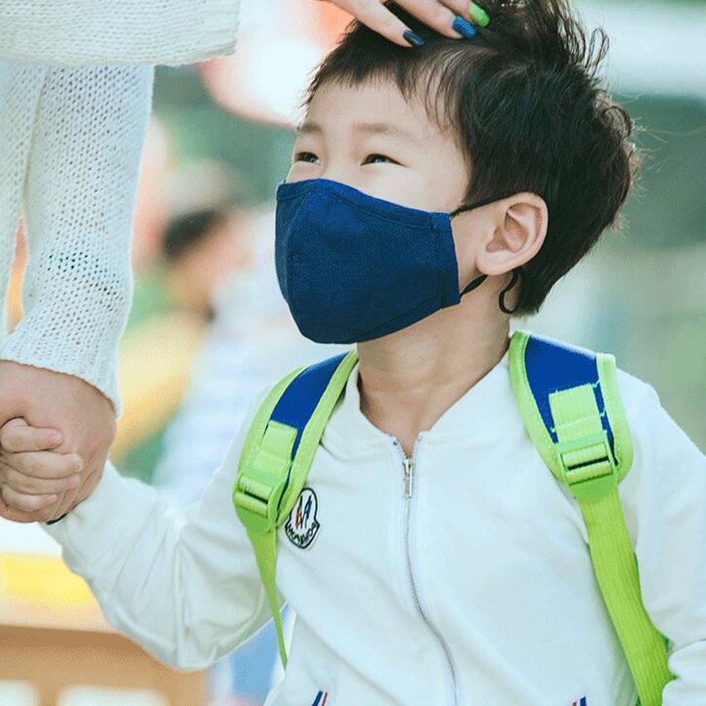 4 Layer Reusable Cotton Kids Mask