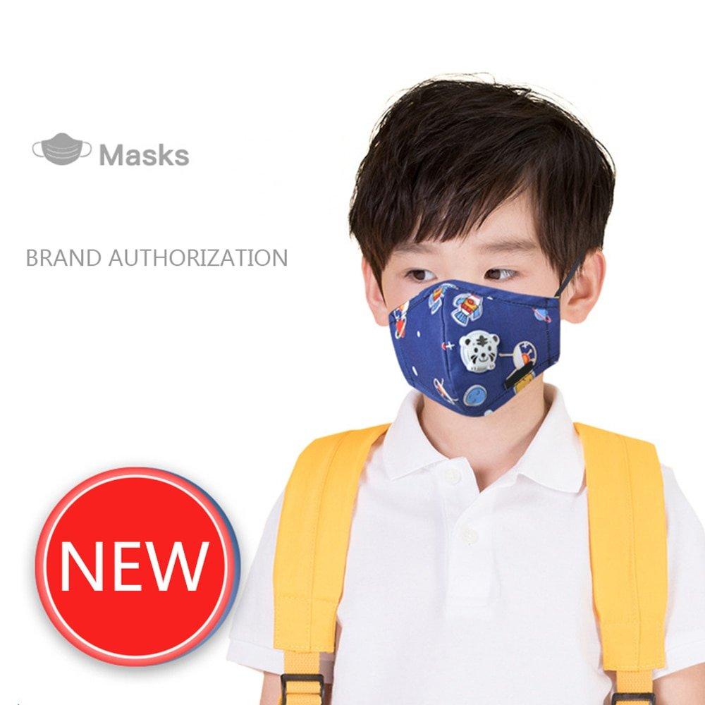 Anti Flu Reusable Mask For Kids