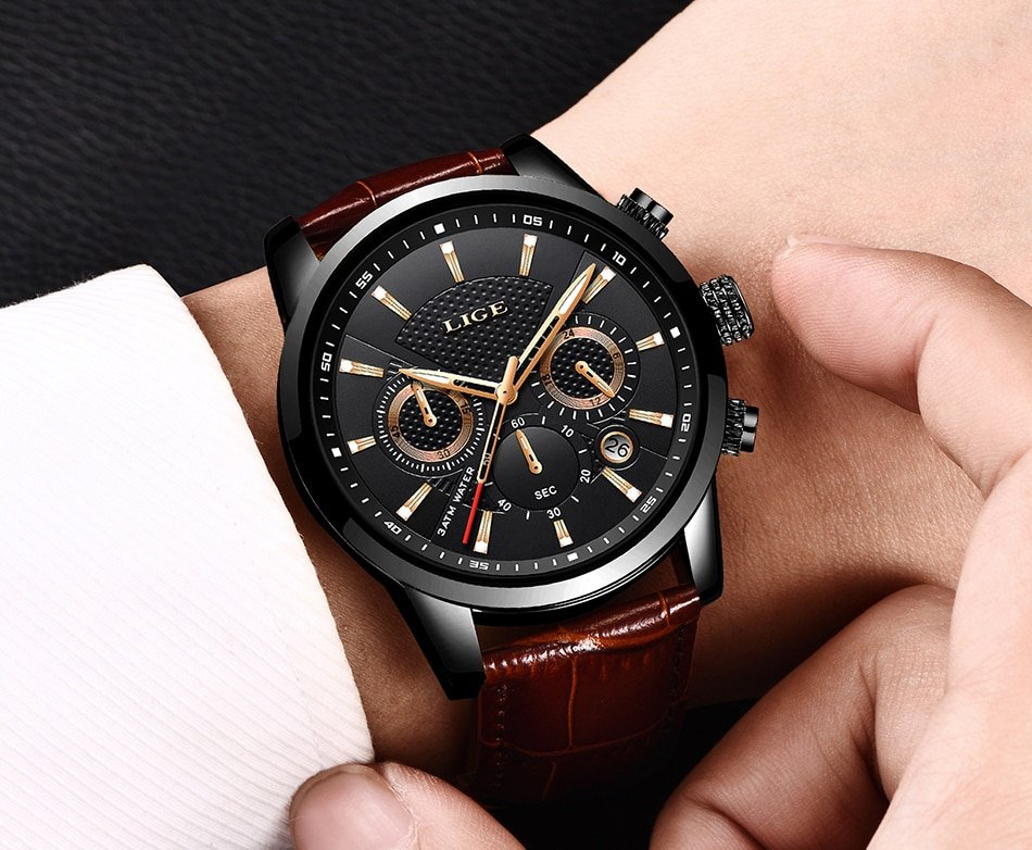 Quartz Watch For Men